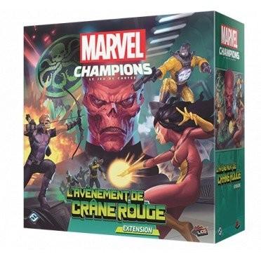 Marvel Champions JCE - L'avènement de Crâne Rouge