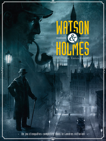 Watson & Holmes - Couverture