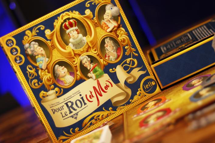 Pour le Roi (Et Moi) - Draft et Enchères !