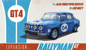 Rallyman GT - Extension GT4
