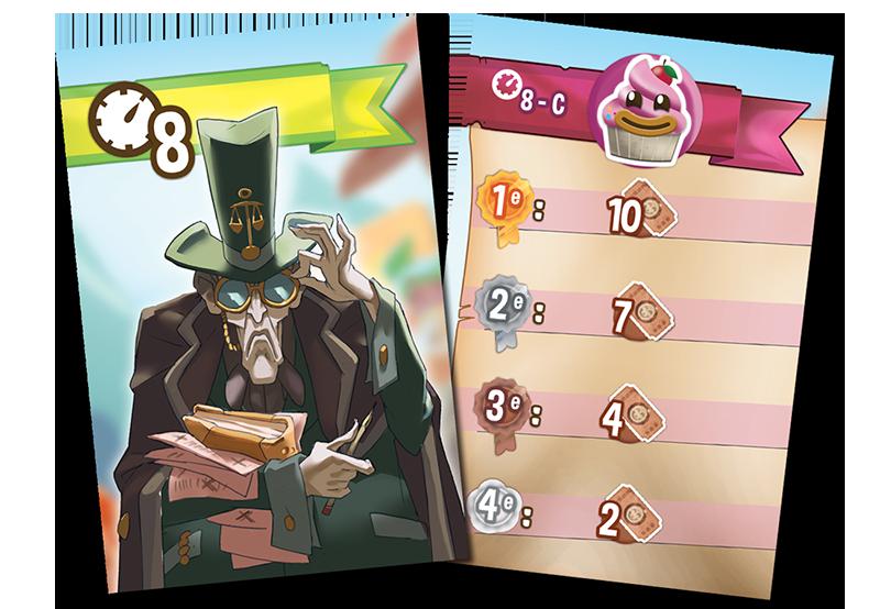 Trool Park : carte d'inspecteur