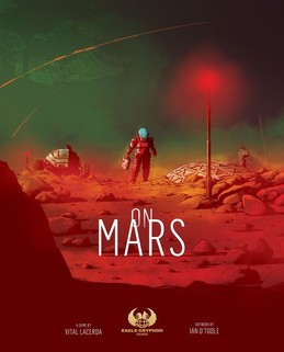 On Mars couverture