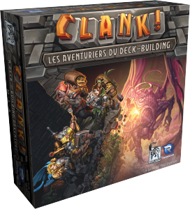 Clank ! : Chuuuut !!!... on joue !