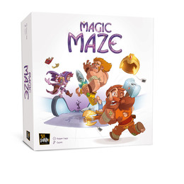Magic Maze : It's a Maze-Ing !