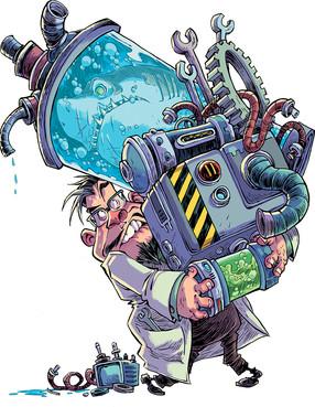 L'Académie des Savants Fous - Où comment construire des inventions folles pour contrôler le monde !