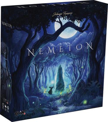 Nemeton : répondez à l'appel de la forêt !