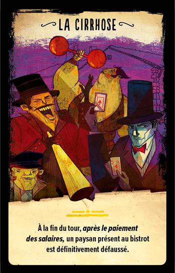 Les Forains : L'Auberge Sanglante fait son cirque !