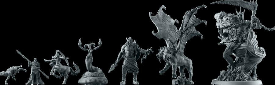 Chimera : Strange Mixture of Several Beasts [ECH] 670252490b9b9051abf8af56f16f1be0a9ed
