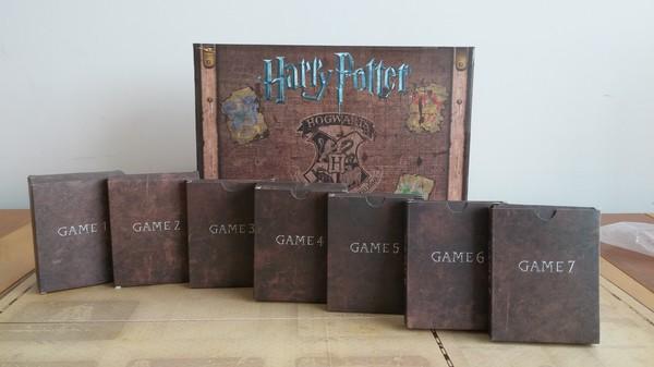 Quand Harry Potter abandonne le Quidditch pour le deck-building !