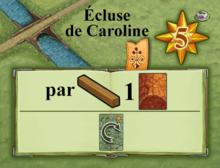 Terres d'Arle Tea & Trade - Écluse de Caroline