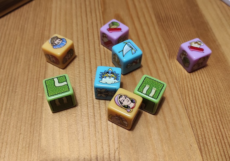 Rajahs of the Ganges : The dice charmers