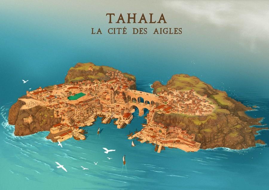 Tahala, la cité des Aigles : Pour quelques inspis JdR de plus !