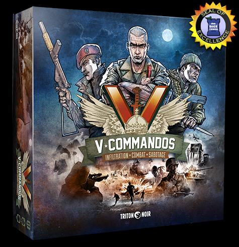 V-Commandos :