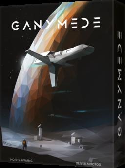 Rokugan's Bombs sur Ganymède