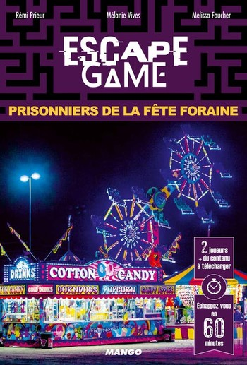 Escape Game - Prisonniers de la Fête Foraine