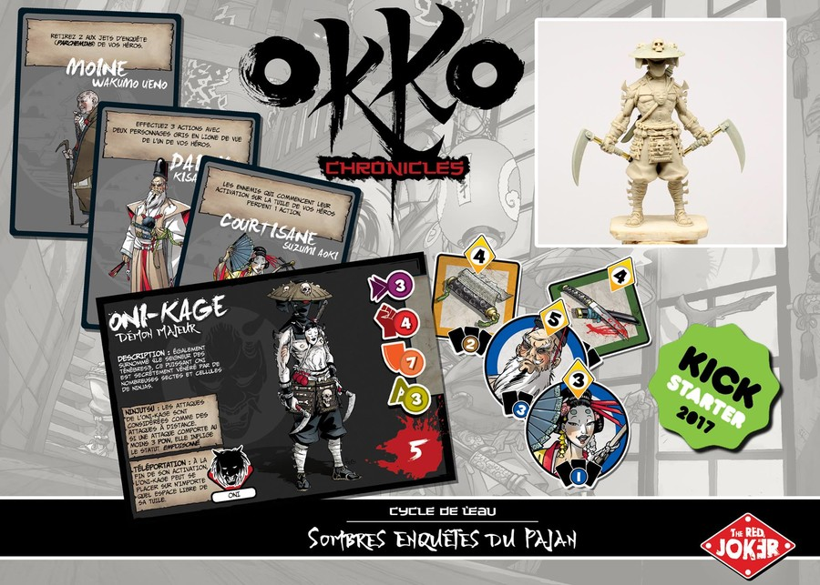 OKKO CHRONICLES - L'ONI KAGE