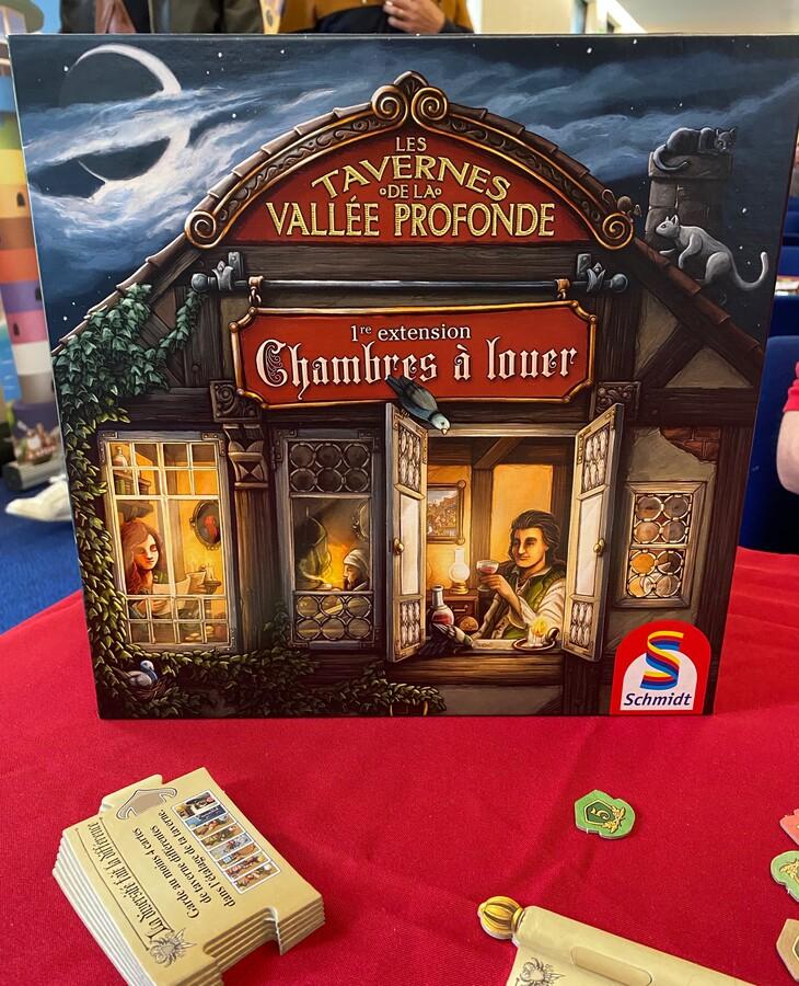 Festival des jeux à Vichy : ballade du coté pro