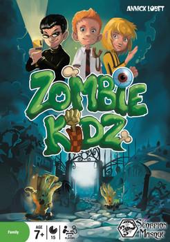 Zombie Kidz: front
