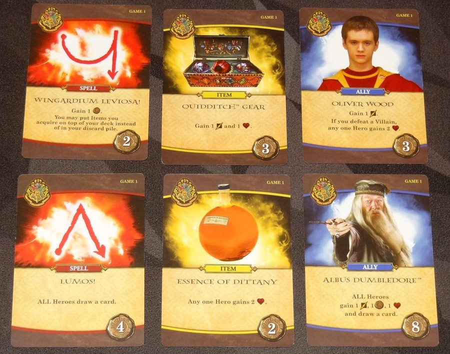 QUAND HARRY POTTER ABANDONNE LE QUIDDITCH POUR LE DECK-BUILDING !!!