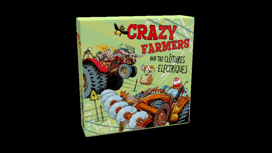 Crazy Farmers : Le Kickstarter arrive.