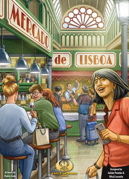 Mercado de Lisbo