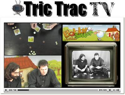 Bobby Sitter sur les étals et dans la Tric Trac Tv