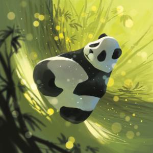 Panda Été