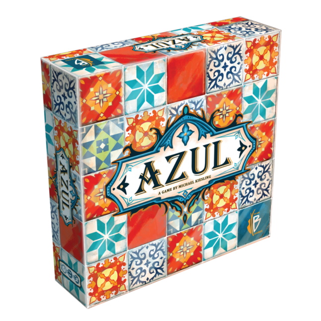 ESSEN REVIEW # 8 : AZUL