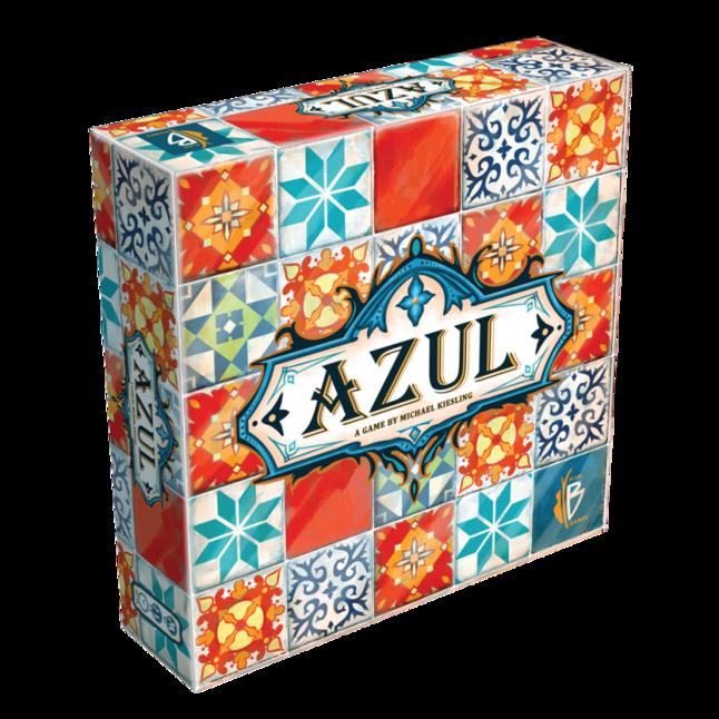 ESSEN REVIEW # 8 : AZUL