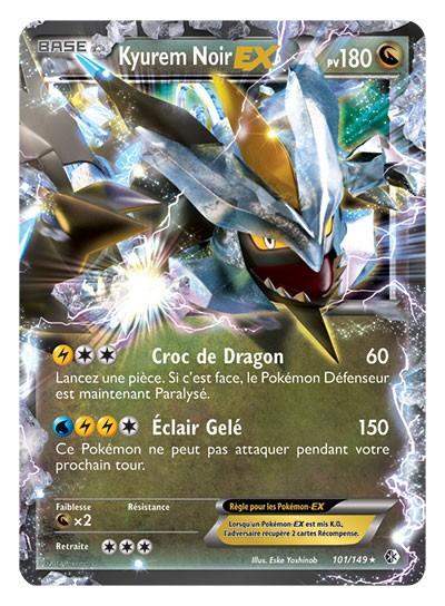 Des nouveaux pokemon d barquent actualit s tric trac - Tout les carte pokemon ex du monde ...