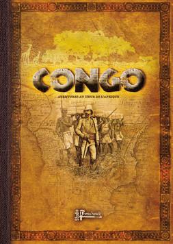 Couverture Congo