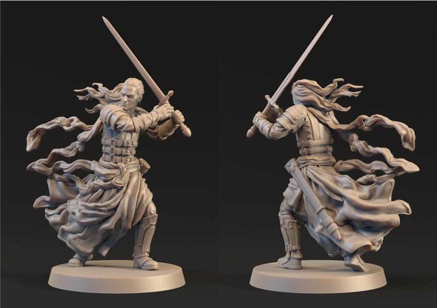 Figurines Eneko