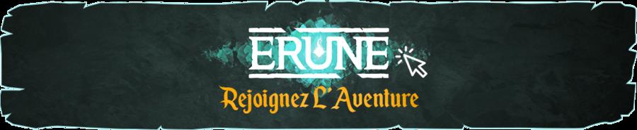 ERUNE arrive sur Kickstarter en Février !