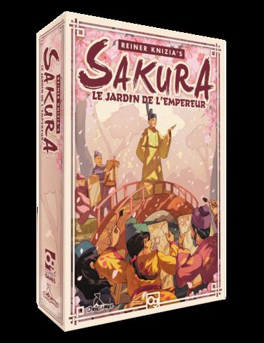 Sakura, les jardins de l'empereur