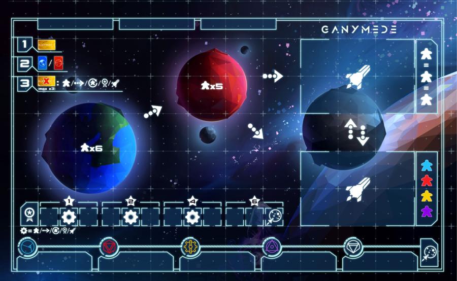 Ganymede – Carnet d'éditeur 3/3