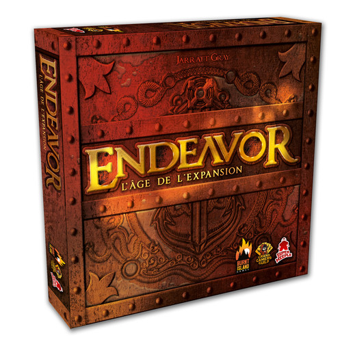 Endeavor - l'âge de l'expansion