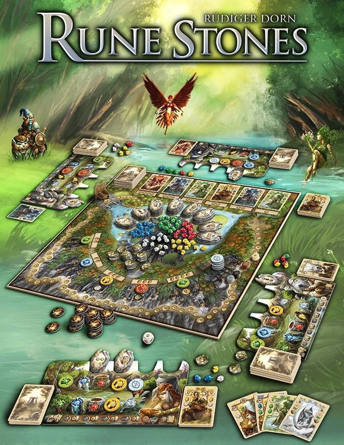 Partez à la recherche de puissants artéfacts et de pierres runiques!!