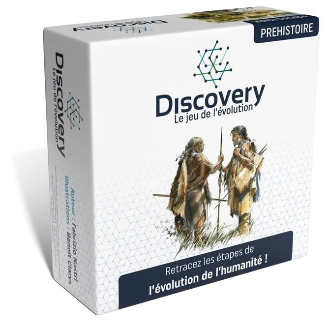 Discovery : le jeu de l'évolution - Préhistoire
