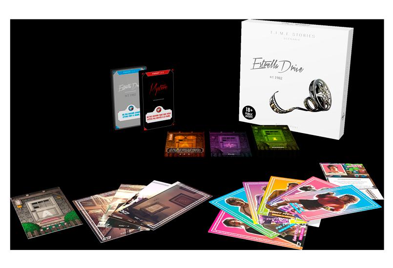 T.I.M.E Stories Estrella Drive : un public averti en vaut deux
