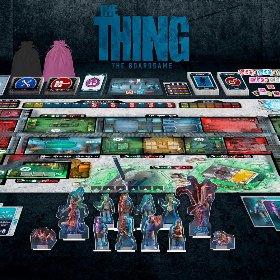 The Thing - Le mal est parmi vous