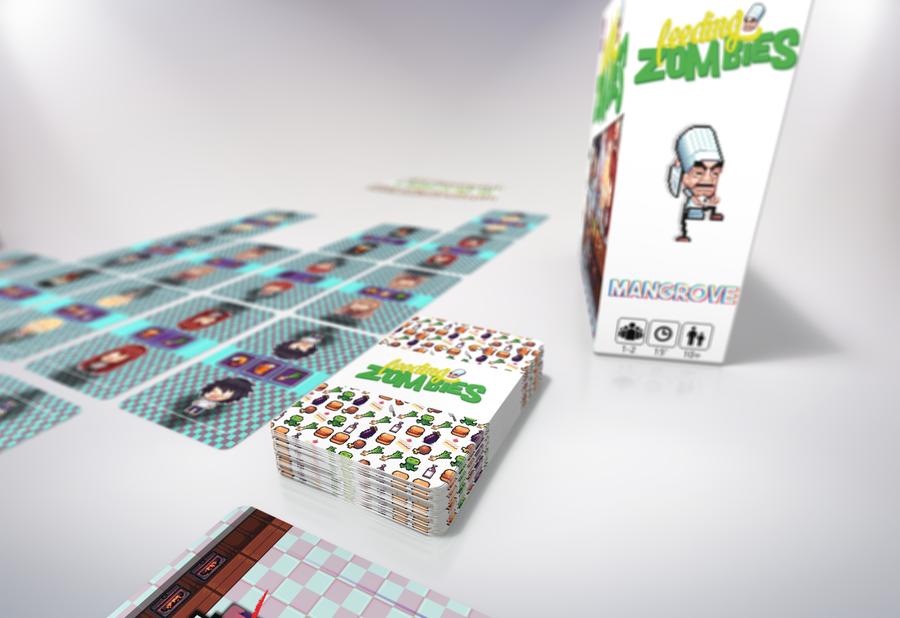 Feeding Zombies dès le 7 Novembre sur Kickstarter!