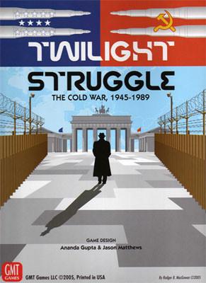 Twilight Struggle reviendra en plus beau