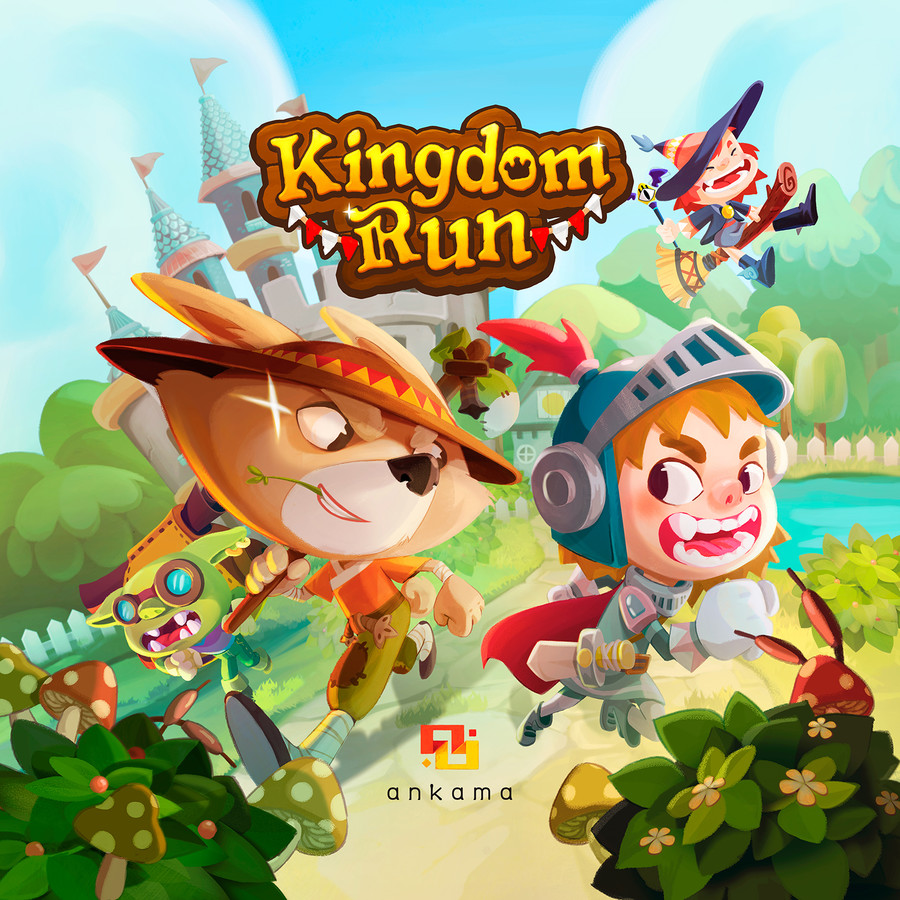 Couverture de Kingdom Run