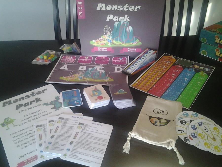 Prototype de Trool Park / Monster Park