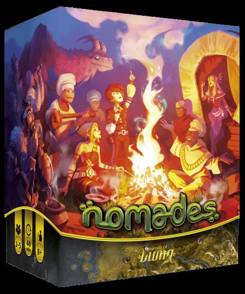 Suivez les Nomades jusqu'à Essen