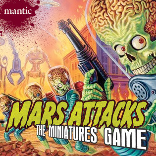 Mars Attack : the Miniatures Game