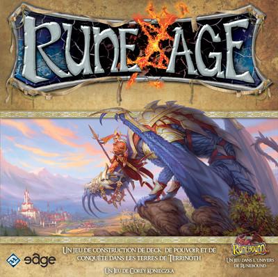 Rune Age en français chez Edge