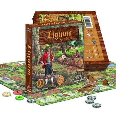 Mücke Spiele: Lignum und TraffIQ