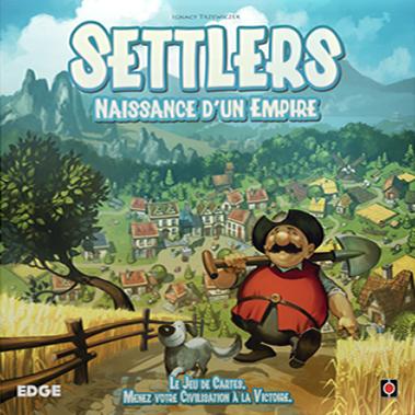 Settlers : Naissance d'un Empire, Posons la première pierre
