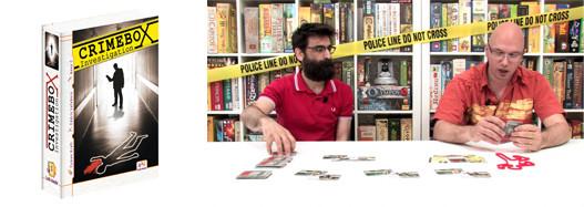 Crimebox, de l'explipartie